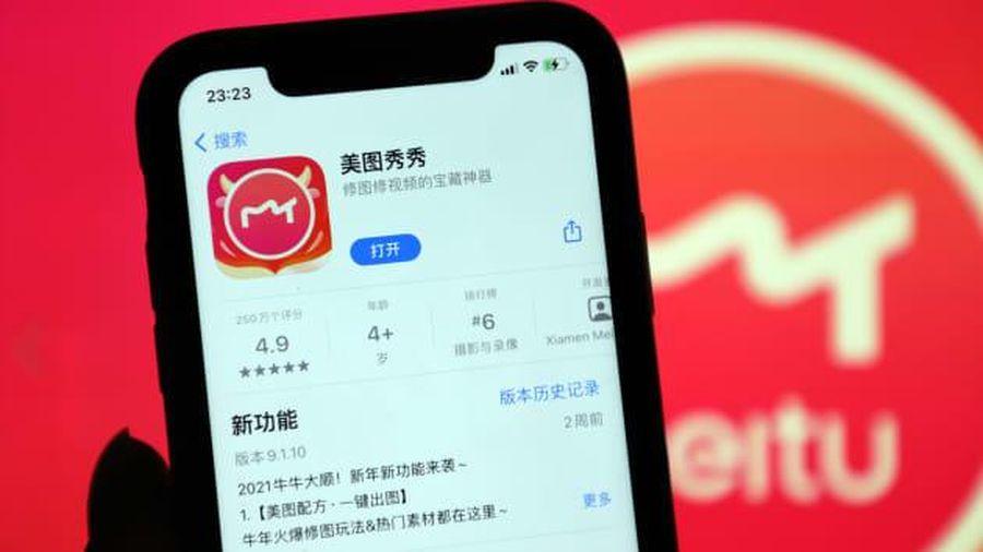 Ứng dụng chỉnh ảnh Trung Quốc mua 40 triệu USD tiền ảo