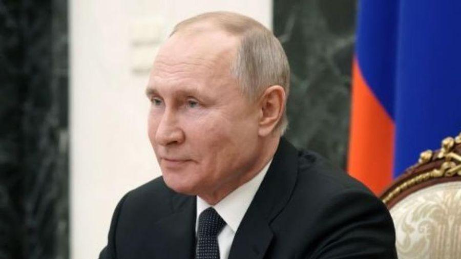 Ông Putin gửi lời cảm ơn phái nữ nhân ngày Quốc tế Phụ nữ