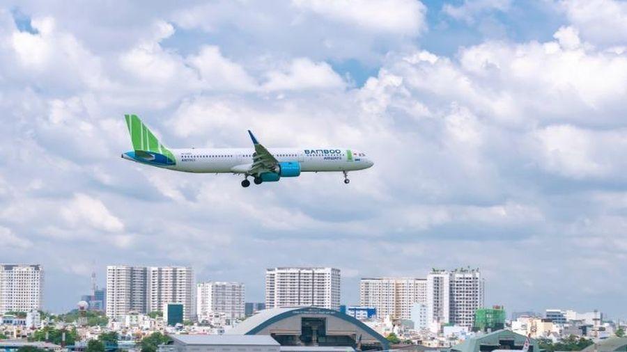 Bamboo Airways dẫn đầu về số đường bay nội địa