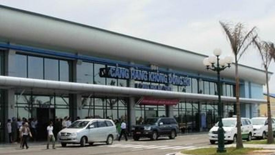 Sân bay Đồng Hới có vị trí neo đậu trực thăng