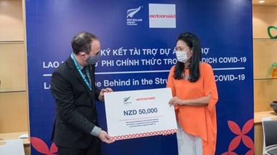Hỗ trợ lao động nữ tại Đà Nẵng bị ảnh hưởng bởi dịch COVID-19