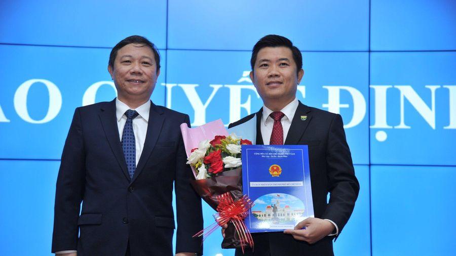 PGS Nguyễn Thanh Hiệp phụ trách ĐH Y khoa Phạm Ngọc Thạch