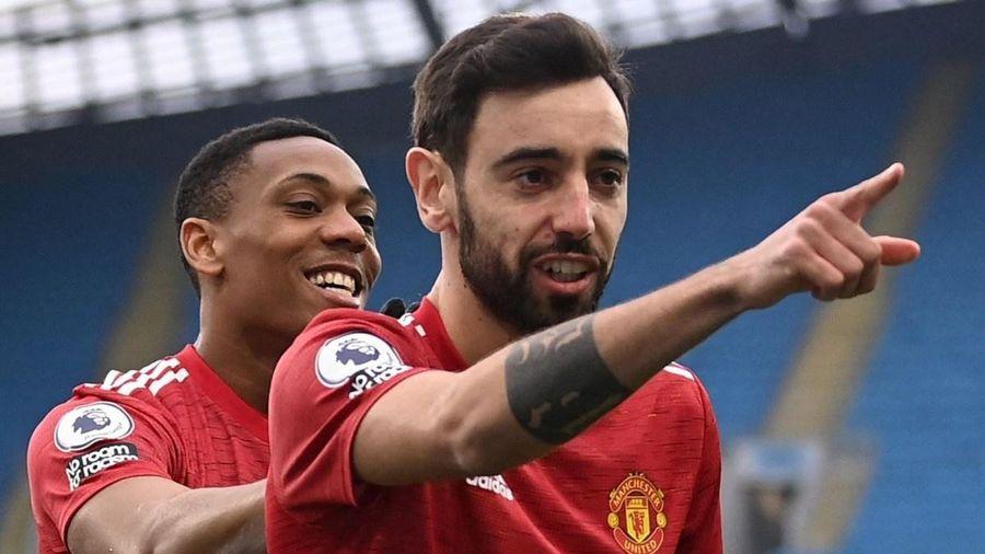 'Man Utd đủ sức đánh bại mọi đối thủ'