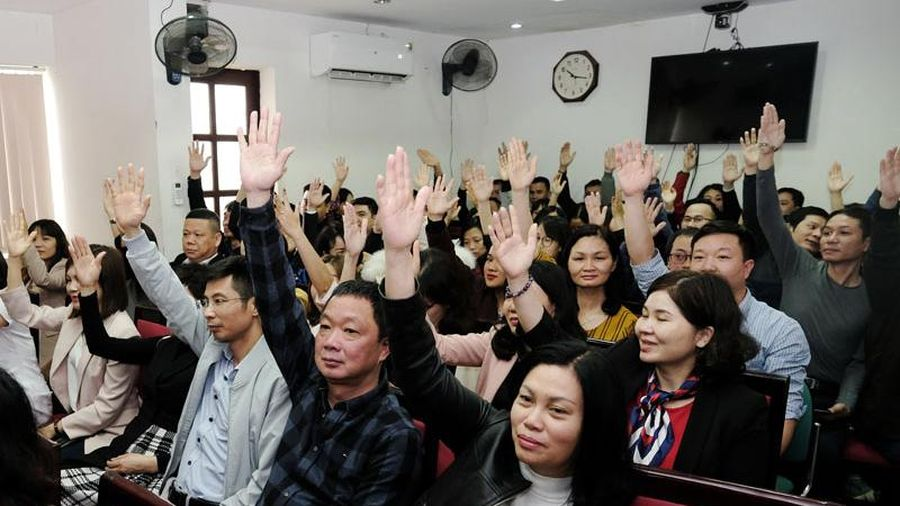 Báo Kinh tế & Đô thị giới thiệu ông Nguyễn Minh Đức ứng cử đại biểu HĐND TP Hà Nội khóa XVI