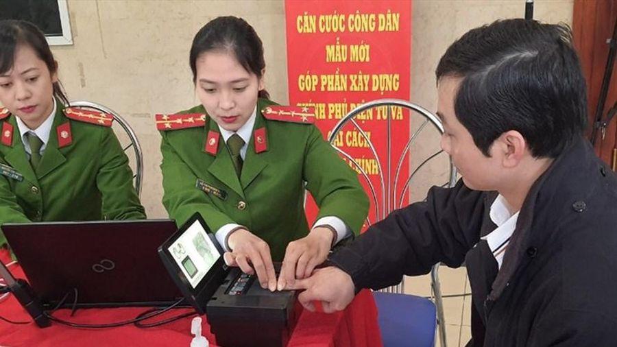 Hộ khẩu tỉnh khác, có được làm căn cước công dân tại Hà Nội không?