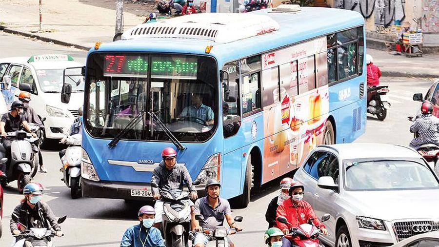 Phát triển xe buýt mi-ni