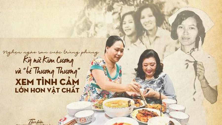 Câu chuyện bí mật 46 năm của Kỳ nữ Kim Cương