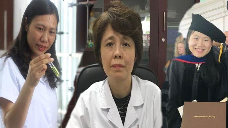 Ba nữ nhà khoa học Việt nhận giải thưởng danh giá, họ là ai?