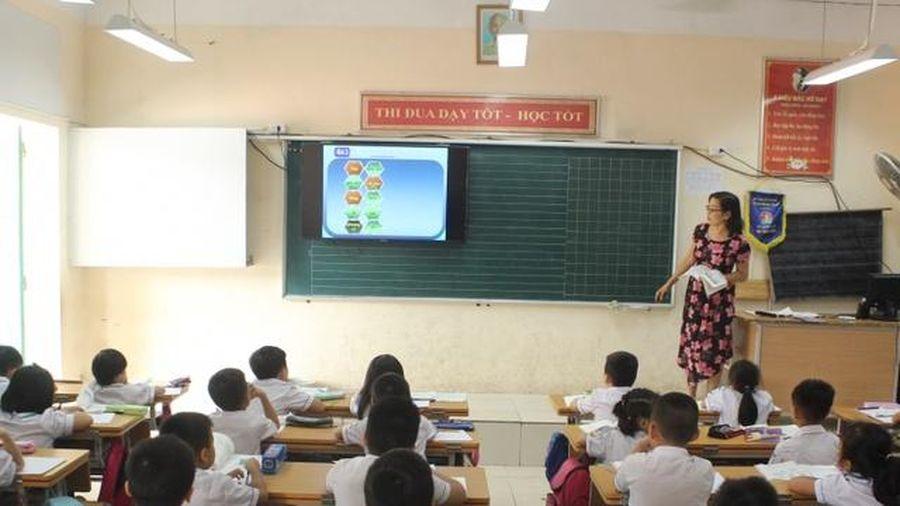 Tương lai gần sẽ có một đội ngũ giáo viên trình độ ngoại ngữ, tin học thực chất