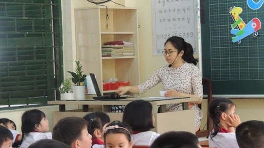 Xếp lương theo trình độ: Giáo viên mới ra trường tăng thu nhập
