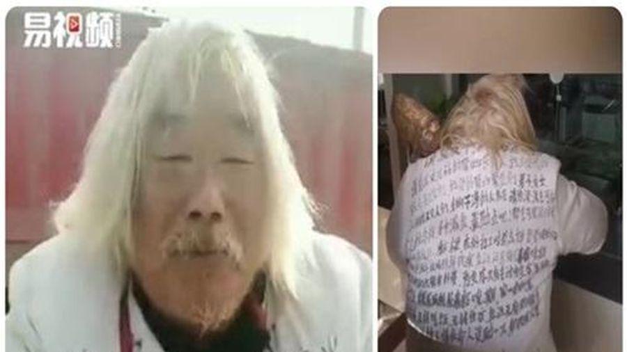Ông cụ ăn xin 'hô biến' thành đại gia, lái xe sang gửi tiền ngân hàng, bất ngờ khi biết danh tính thật
