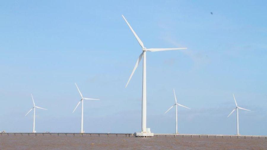 Tập trung gỡ khó cho các dự án điện gió