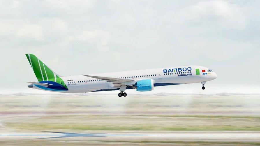 Bamboo Airways bay đúng giờ nhất hai tháng đầu năm, vượt 97%