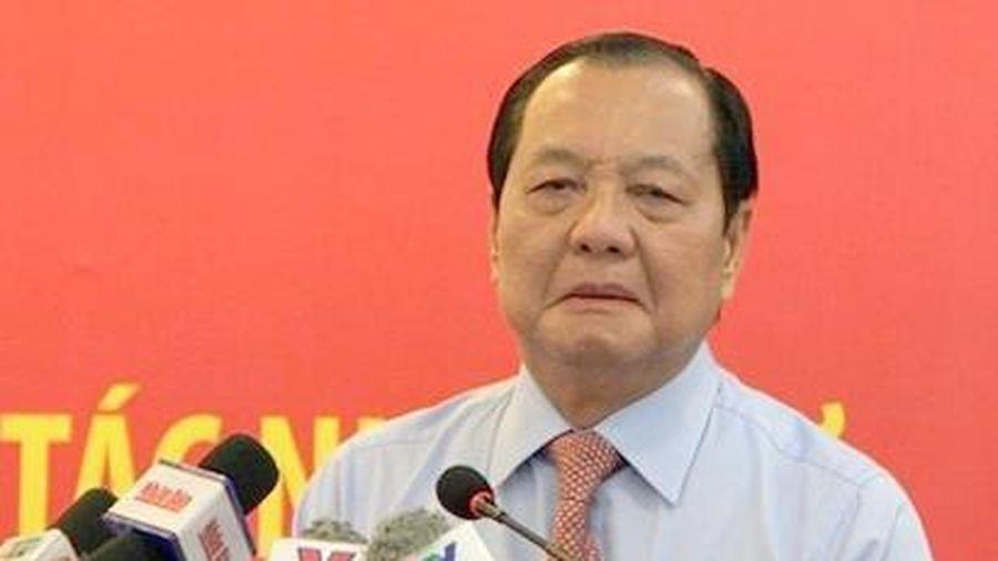 Thanh tra Chính phủ giải đáp khoăn của cử tri về mức xử lý ông Lê Thanh Hải