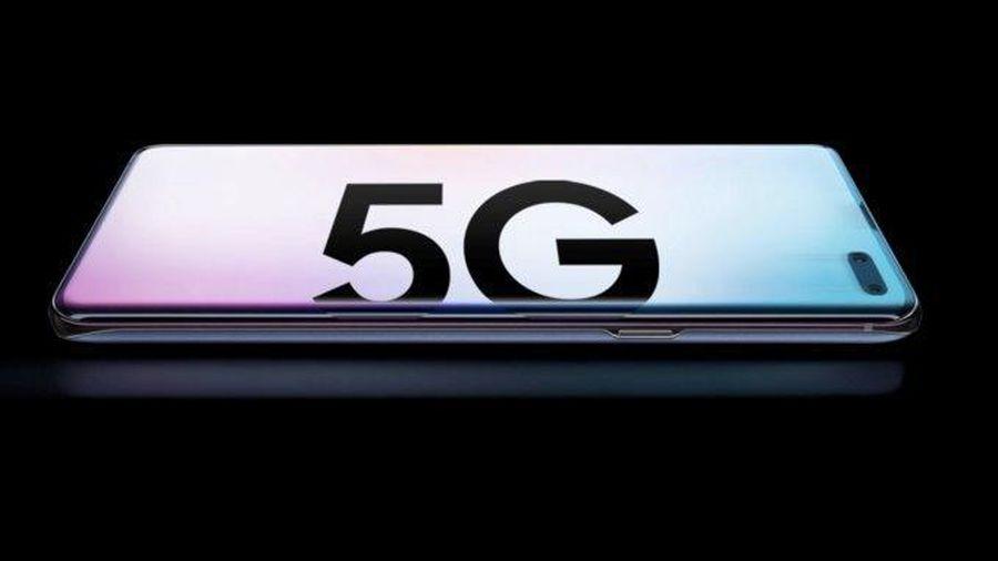 Samsung phá kỷ lục tốc độ 5G: Tải một bộ phim 4GB trong 6 giây