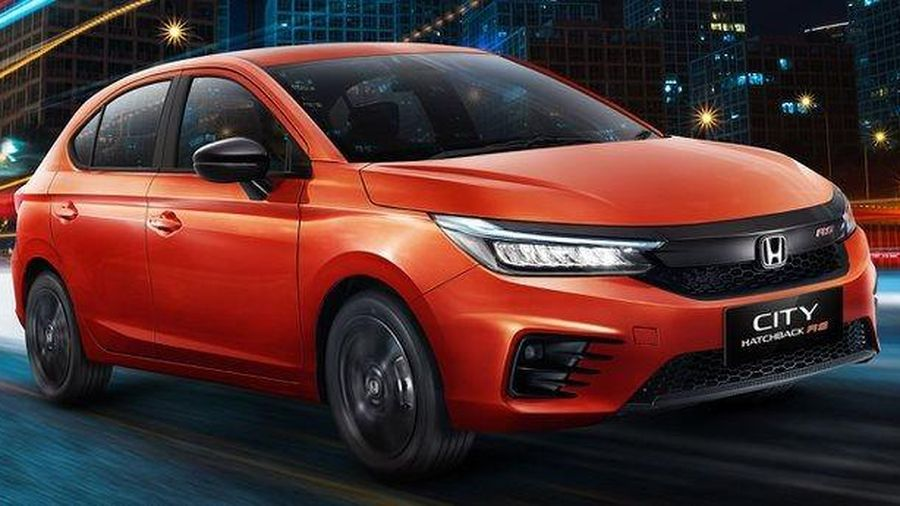 Honda City Hatchback ra mắt tại Indonesia