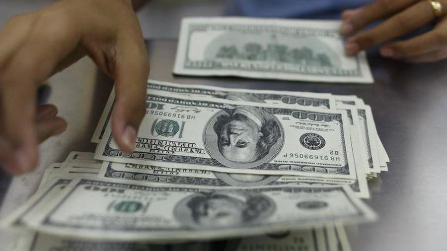 Tỷ giá ngoại tệ ngày 8/3: USD tiếp tục tăng