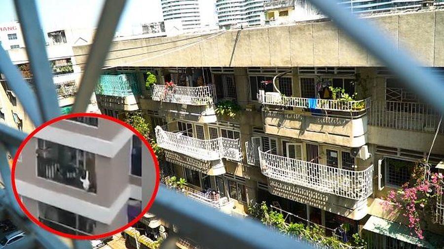 Cư dân 'đổ xô' lắp rào chắn ban công: Đừng quên các quy tắc an toàn