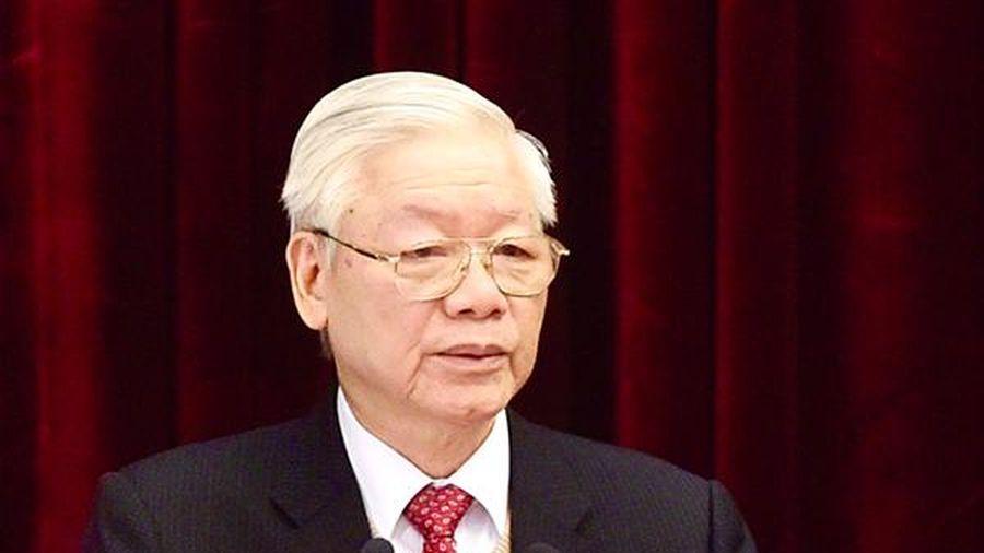 Toàn văn phát biểu khai mạc Hội nghị Trung ương 2 của Tổng Bí thư, Chủ tịch nước