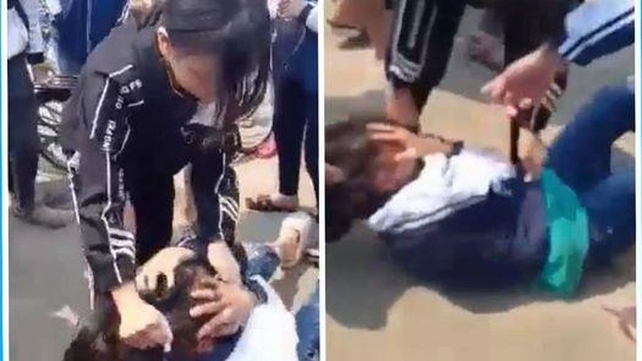 Nữ sinh Hà Nội bị đánh hội đồng chỉ vì tin nhắn trên Facebook