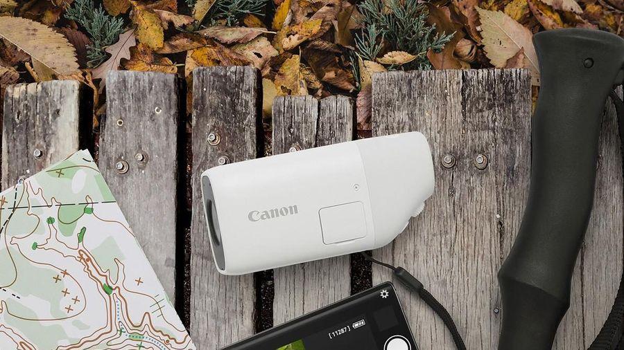 Zoom xa đến tiêu cự 800 mm với chiếc máy PowerShot ZOOM của Canon ngay trong túi bạn.
