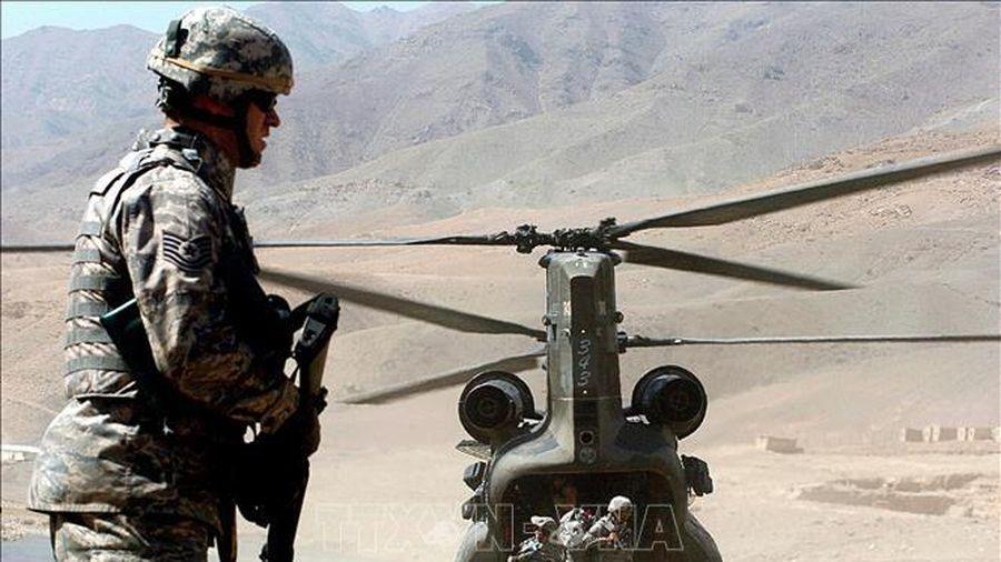 Mỹ thúc đẩy nỗ lực hòa bình tại Afghanistan