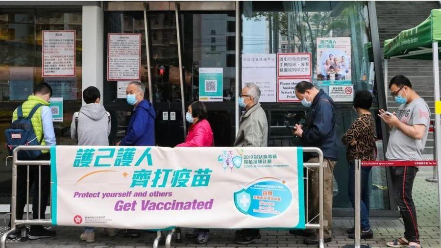 Hong Kong có ca tử vong thứ 3 sau khi tiêm vaccine COVID-19 Sinovac