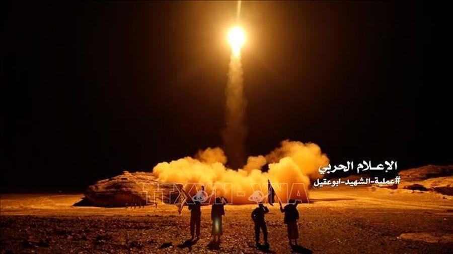 Mỹ lên án vụ tấn công cơ sở dầu mỏ tại Saudi Arabia