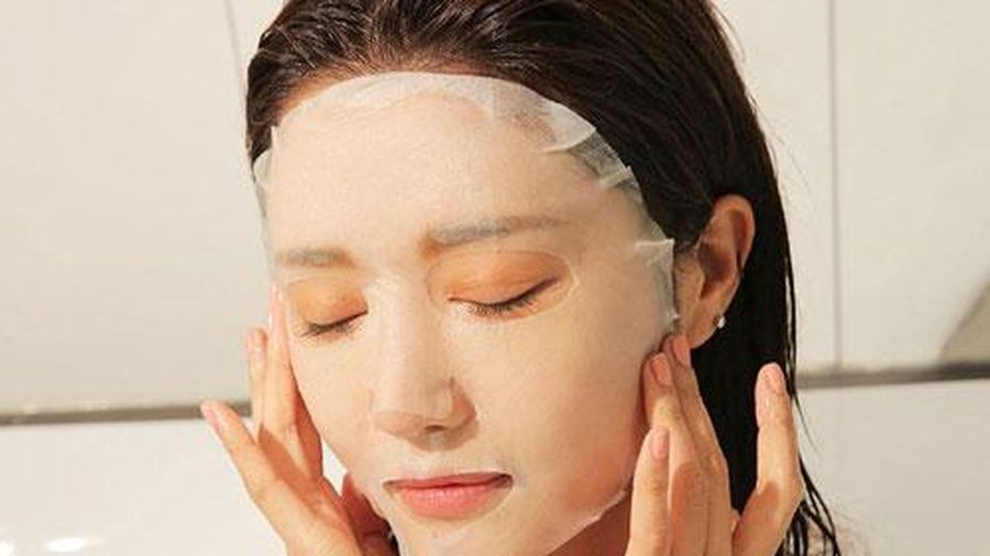 Hướng dẫn quy trình đắp mặt nạ chăm sóc da
