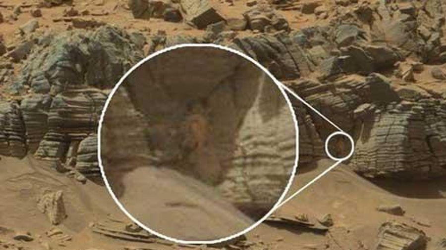 Robot thám hiểm của NASA phát hiện ra người ngoài hành tinh?