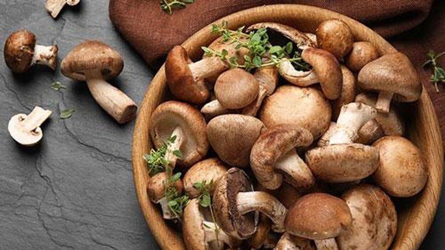 Lợi ích sức khỏe tuyệt vời nếu ăn nấm thường xuyên