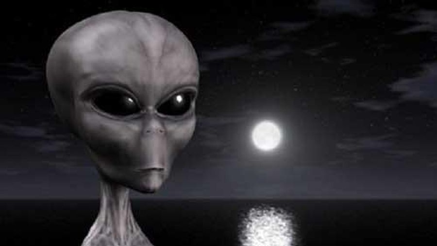 Sự thật về bức ảnh người ngoài hành tinh ở Mỹ