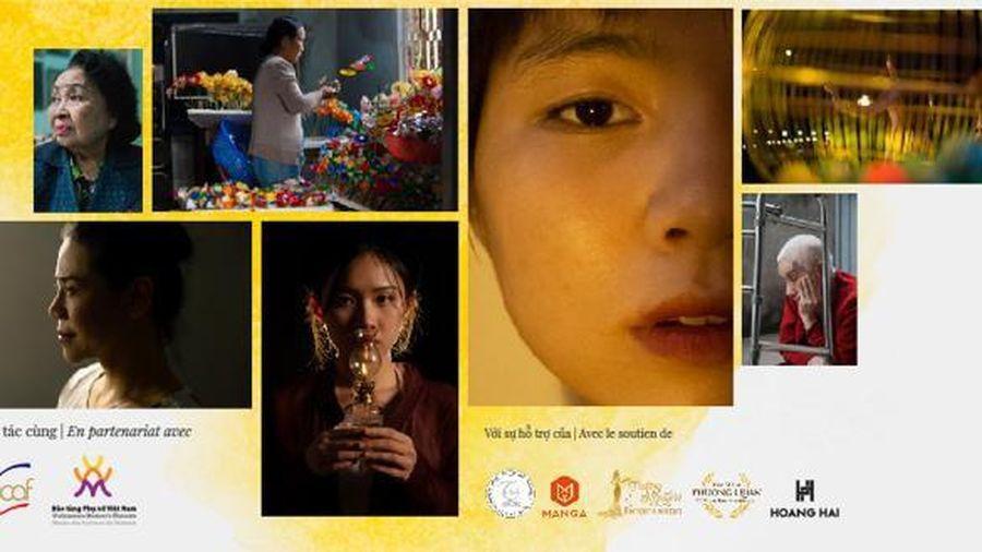 15 nghệ sỹ TP.HCM và Huế cùng phác họa chân dung phụ nữ