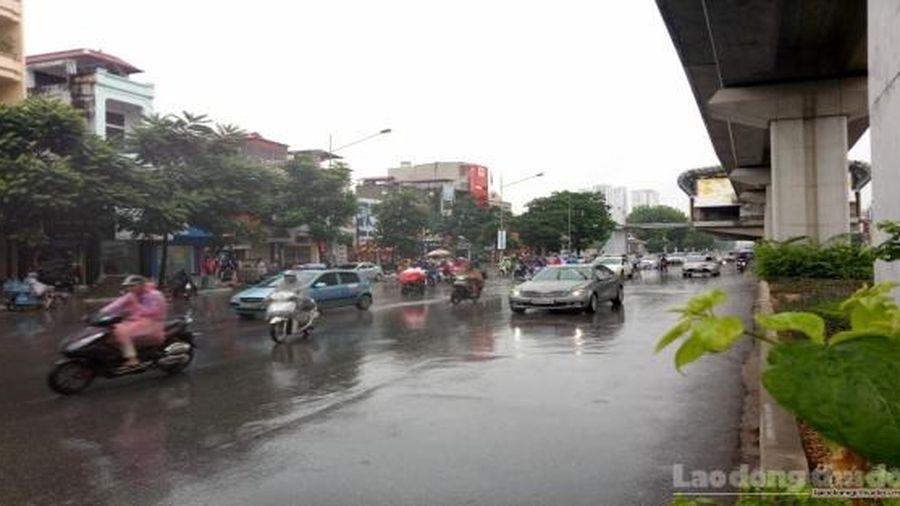 Thời tiết ngày 8/3: Hà Nội, sáng và đêm có mưa phùn và sương mù
