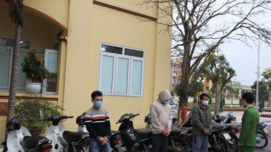 Hưng Yên: Bắt giữ 2 đối tượng gây ra hàng loạt vụ trộm cắp