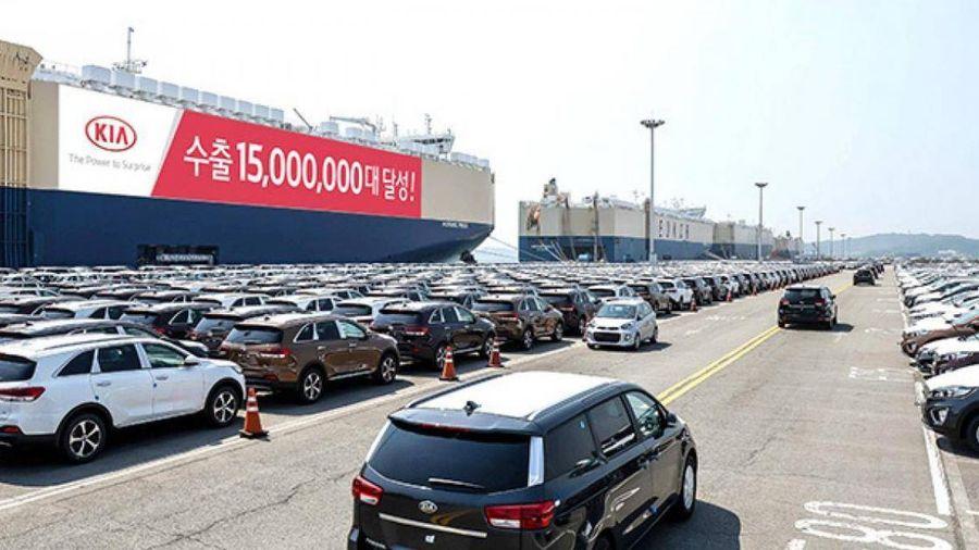 Hàn Quốc thu hồi gần nửa triệu xe trong 2 tháng đầu năm