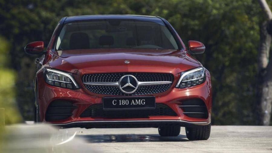 Mercedes C180 ra mắt thị trường Việt Nam, giá 1,5 tỷ đồng
