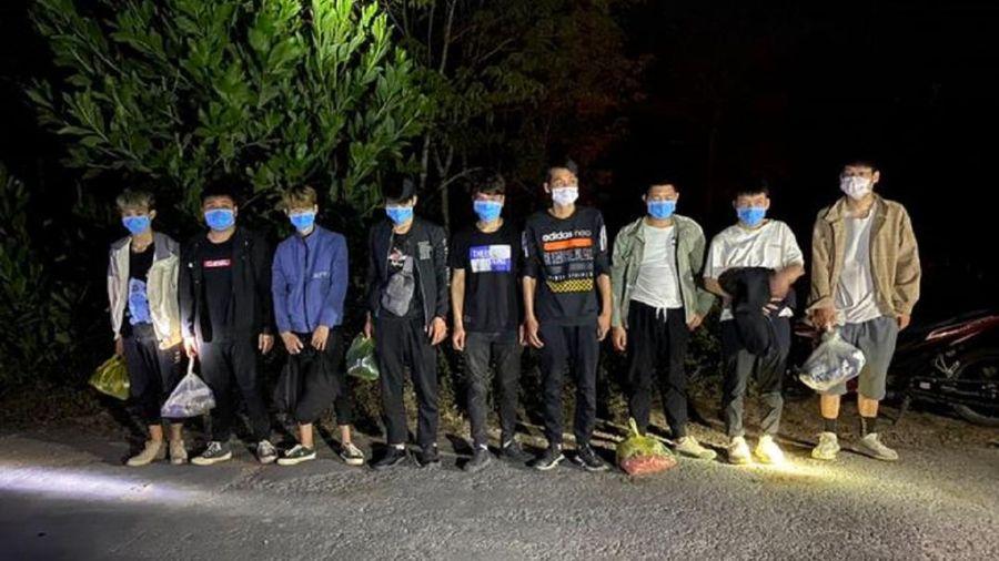 Tây Ninh: Bắt giữ 16 người Trung Quốc nhập cảnh trái phép