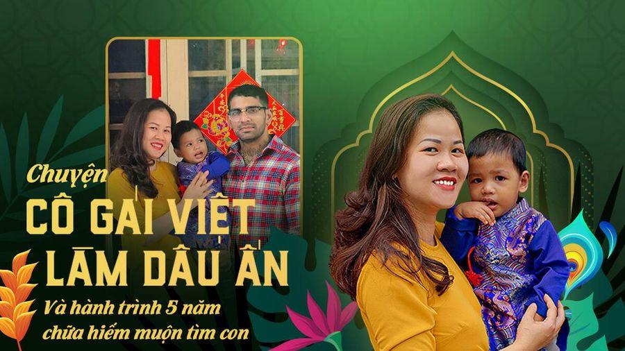 Chuyện cô gái Việt làm dâu Ấn và hành trình 5 năm chữa hiếm muộn tìm con