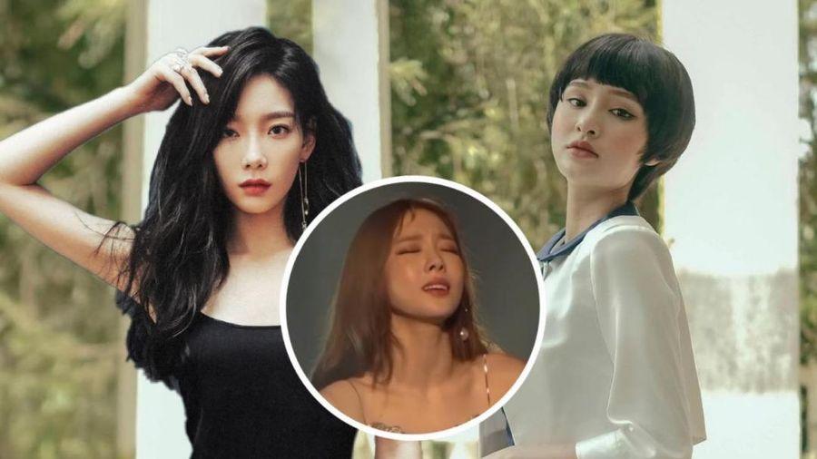 Xôn xao clip Taeyeon (SNSD) cover cực đỉnh 'Gặp nhưng không ở lại' của Hiền Hồ, thực hư ra sao?