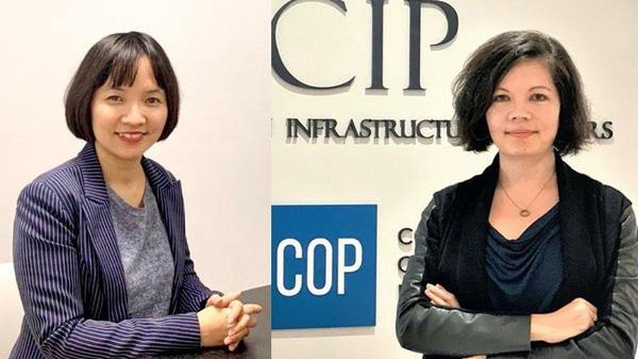Những 'bóng hồng' trong ngành năng lượng tái tạo Việt Nam