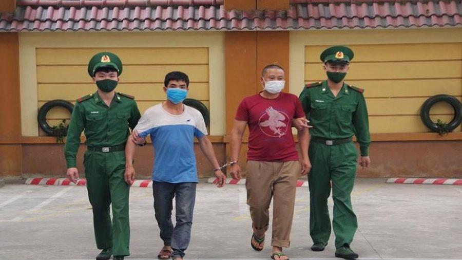 Khởi tố vụ án tổ chức xuất cảnh trái phép tại Nghệ An