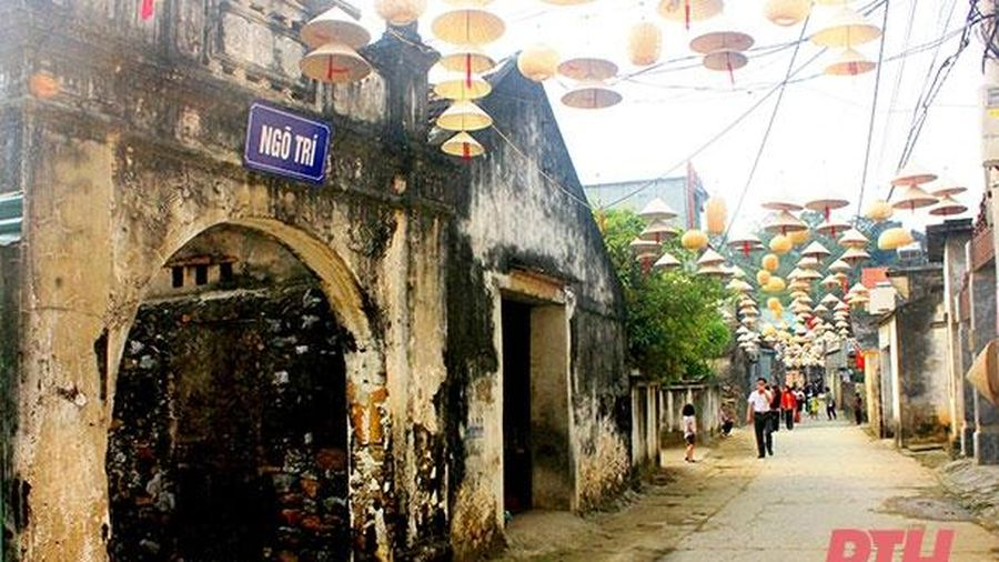 Bảo tồn nhà cổ trong xây dựng đời sống văn hóa