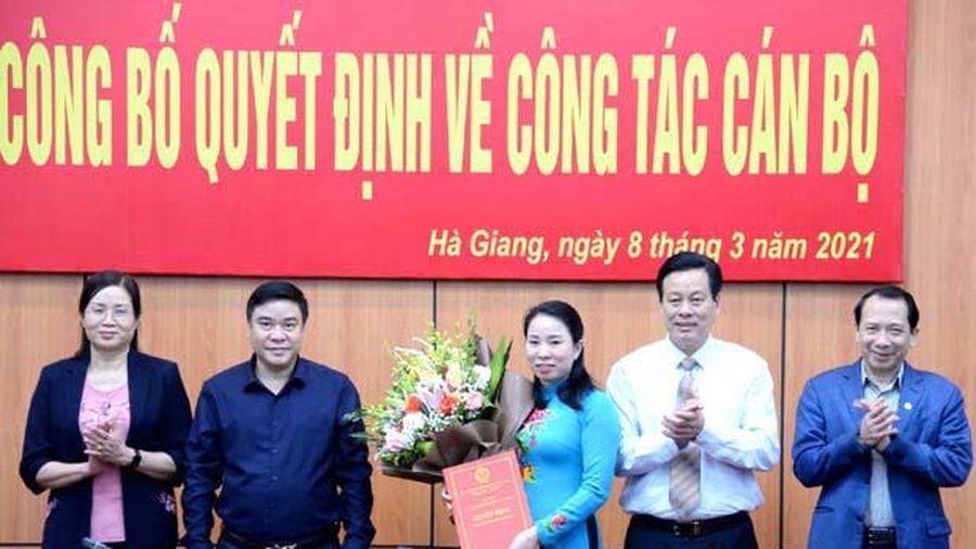 Hà Giang có tân Giám đốc Đài Phát thanh – truyền hình tỉnh