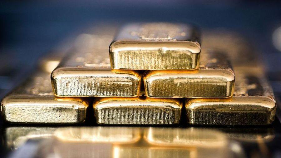 Vàng, USD tự do cùng tăng giá sáng đầu tuần
