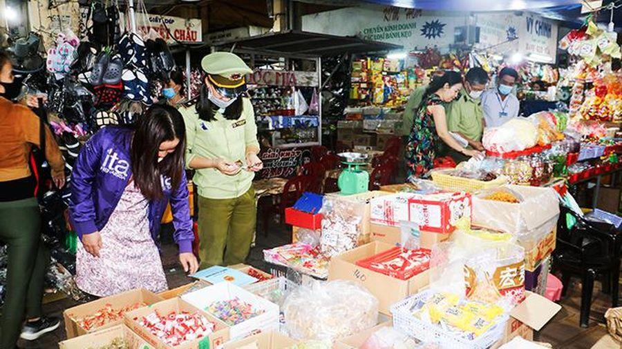 Tháng 2: Lực lượng quản lý thị trường kiểm tra, phát hiện 62 vụ vi phạm
