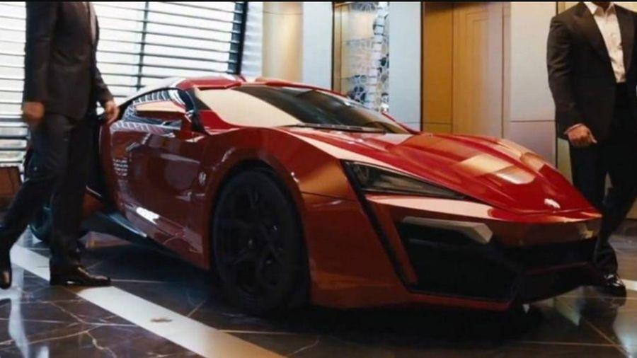 Những chiếc ô tô giá trị bị phá hủy trên phim liệu có phải là sự thật?
