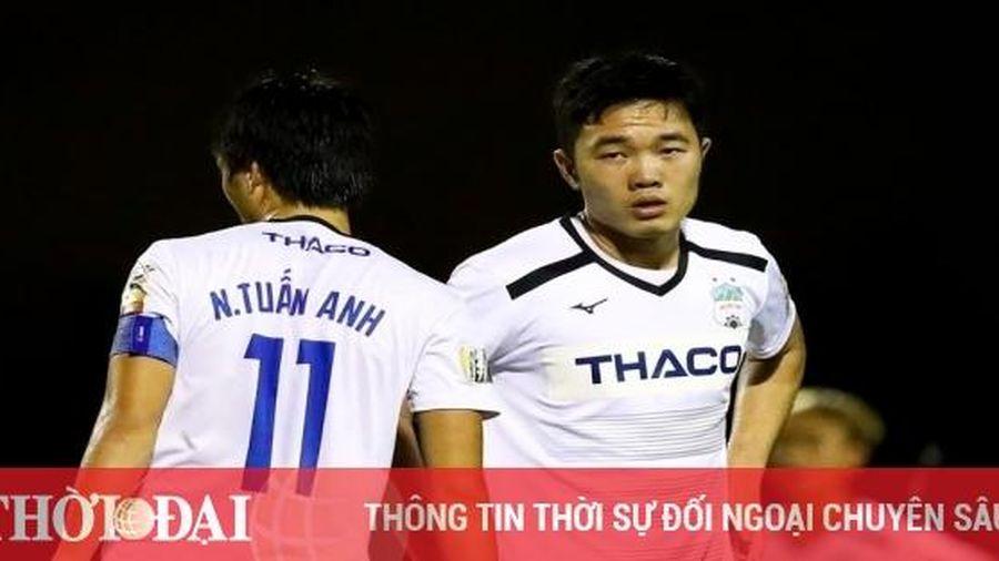 Tin tức bóng đá Việt Nam ngày 8/3: Xuân Trường xót xa khi nói về chấn thương của Tuấn Anh