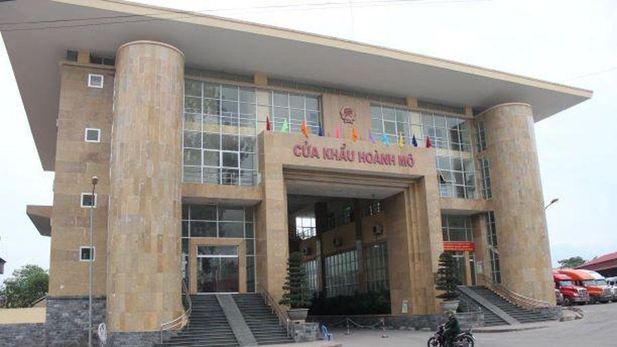Quảng Ninh: Hoạt động thương mại tại cửa khẩu Hoành Mô sôi động trở lại