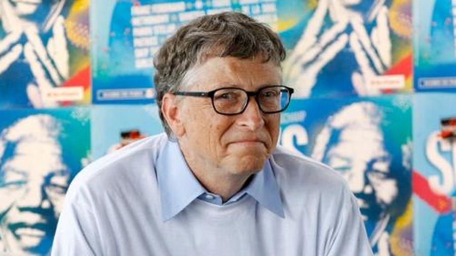 Tỷ phú Bill Gates cáo buộc Bitcoin tàn phá hành tinh